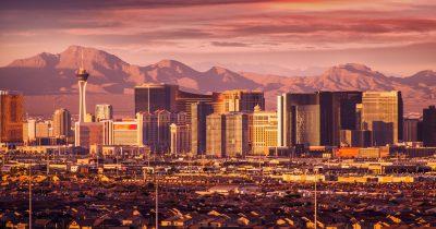 About us - Las Vegas City Skyline